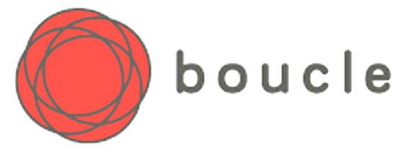 渋谷の美容院|メンズパーマが得意|boucle ロゴ