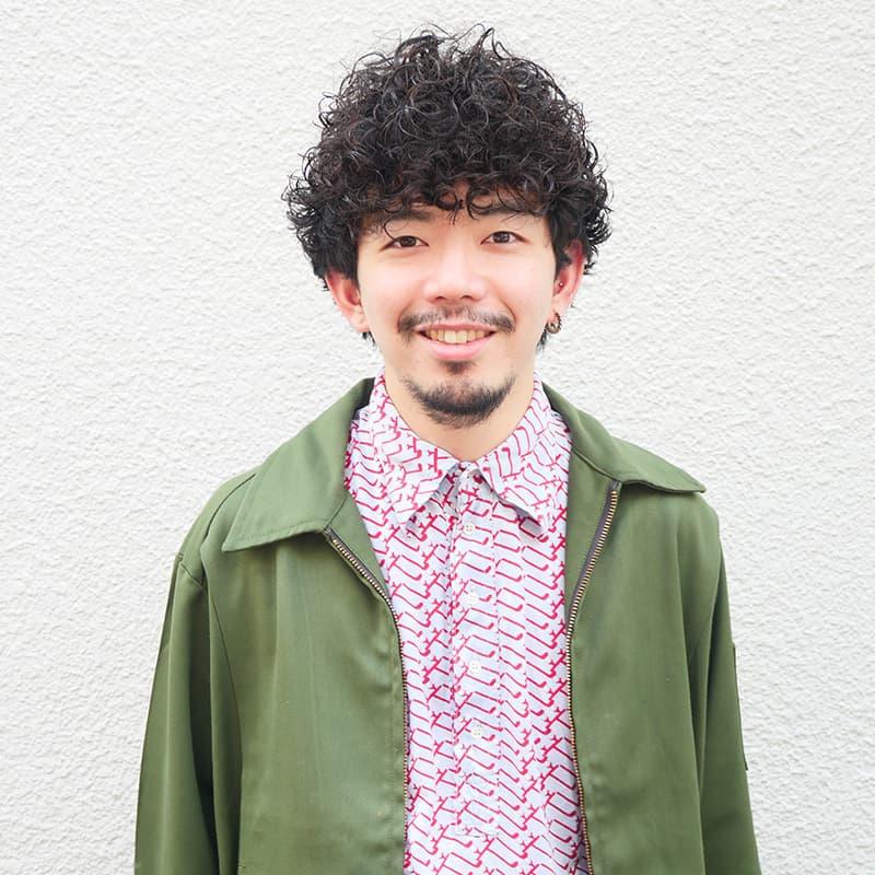 渋谷の美容院boucle スタッフ 鬼澤駿天