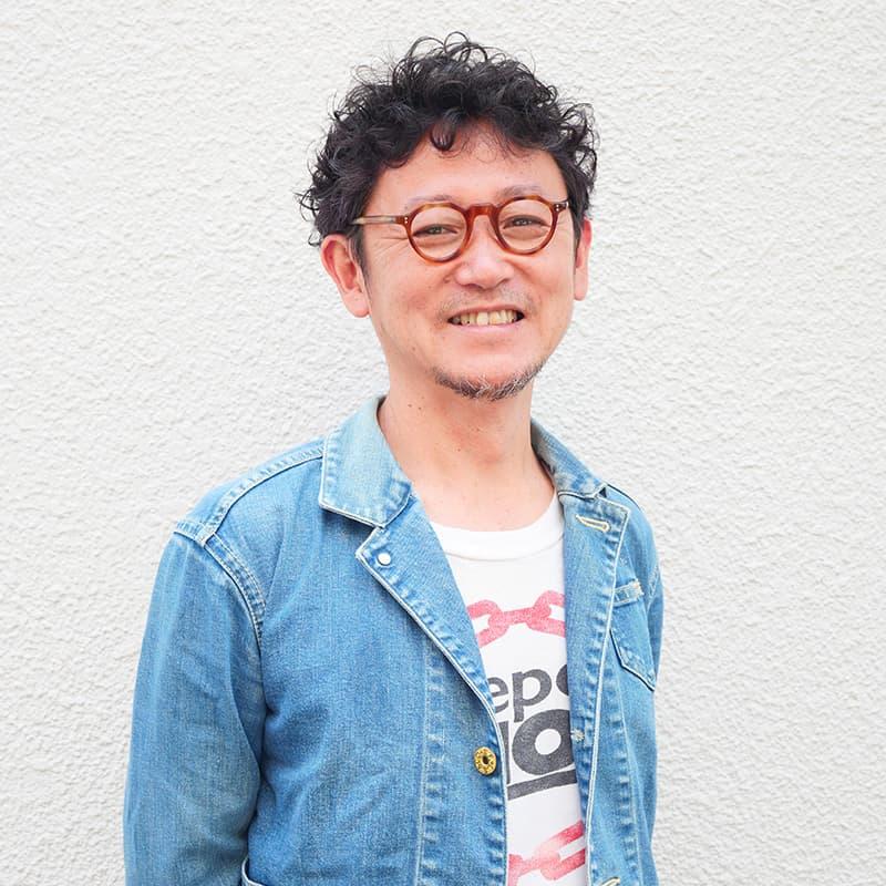 渋谷の美容院boucle スタッフ 篠原靖治