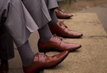 人の足の画像