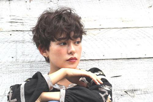 渋谷美容室boucleが提案するレディースパーマスタイル5