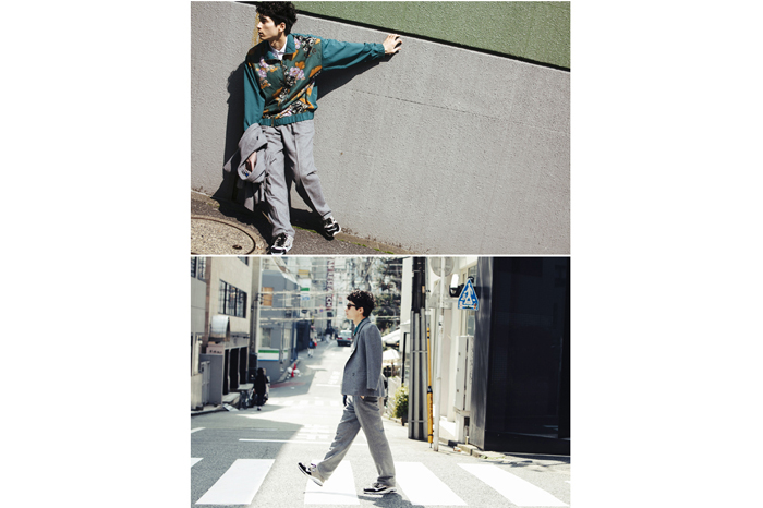 渋谷美容室boucleが提案するパーマスタイル