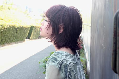 渋谷美容室boucleが提案するレディースパーマスタイル6