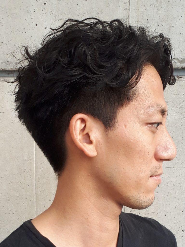 髪型 2020 年 メンズ